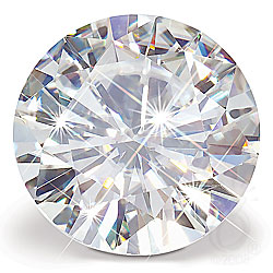 moissanite stone